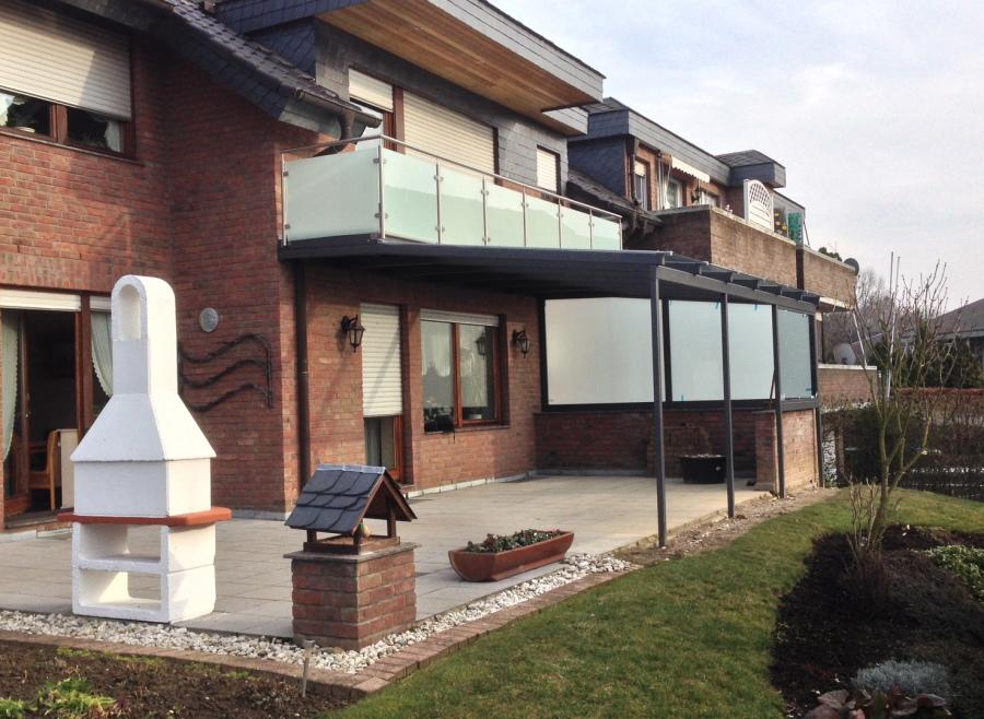 balkone und terrassen stahl werk metallbau a schmitz. Black Bedroom Furniture Sets. Home Design Ideas